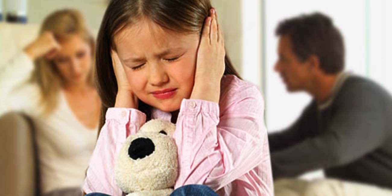 Ребенок после развода