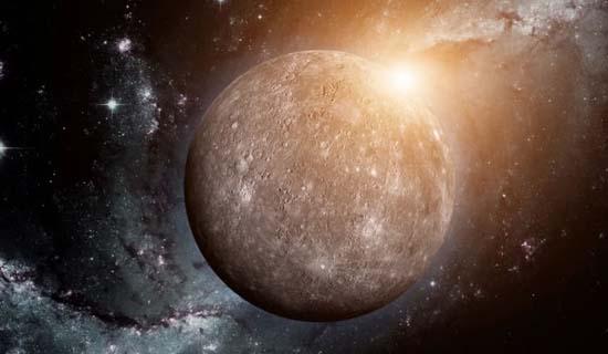 Меркурий и Нептун
